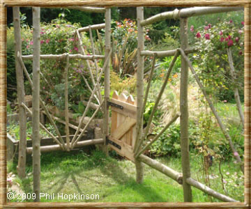 Rustic Structures Rustic Garden Structures And Buildings