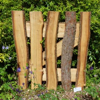 Fences and gates rustic fencing and gates from local for Garden gate designs wood rustic